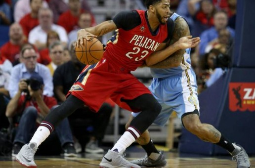Fear The Brow: Pelicans Star Anthony Davis Drops 50 Points in his 2016-17 NBA Debut (Video)