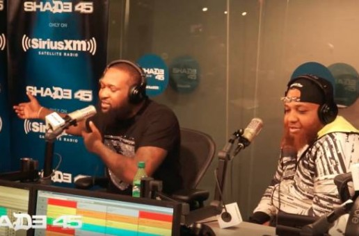 Garci Interview & Freestyle On DJ Kay Slay Shade 45 Show (Video)