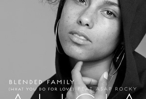 Alicia Keys – Blended Family Ft. A$AP Rocky