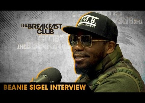 Beanie Sigel Returns To The Breakfast Club (Video)