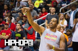 The Atlanta Hawks Give Fans a Glimpse at Their New Roster During Open Scrimmage Play