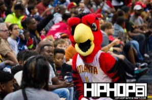 The Atlanta Hawks Soar During Open Scrimmage Play; Hawks Face The Cavs (Oct.10th) at Philips Arena (Video)